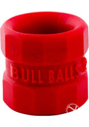 Oxballs Bullballs-1 Silicone Ball Stretcher - Red