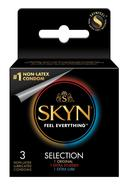 Lifestyles Skyn Selection 3`s
